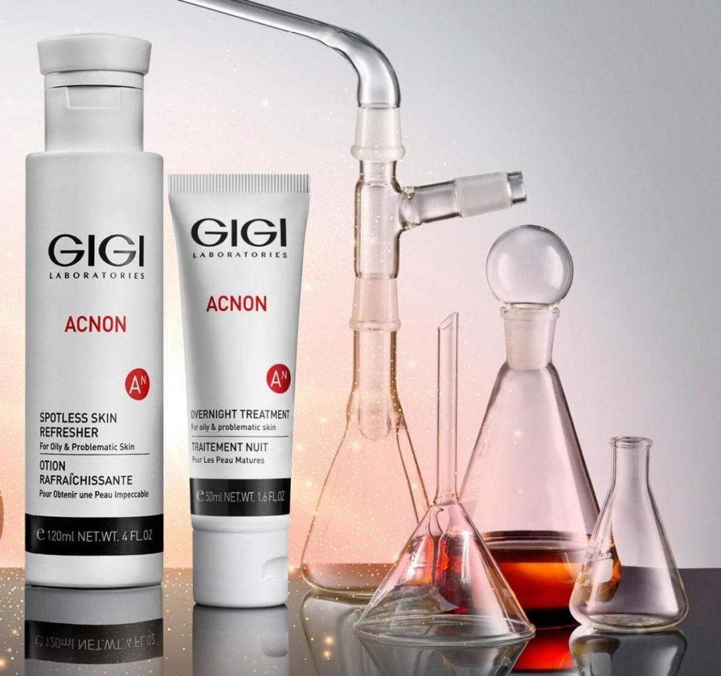 Противовъзпалителна грижа с GIGI ACNON